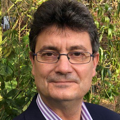 David Langhorn MBE